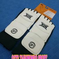 Harga foot protector mtx taekwondo pelindung kaki olahraga   antitipu.com