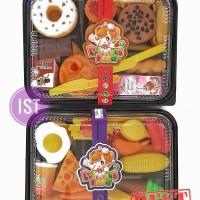 Food Delicious Nampan Makanan No.9641-42