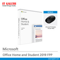 Microsoft Office Home and Student 2019 FPP