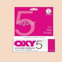 OXY 5 ACNE PIMPLE MEDICATION - 250GR