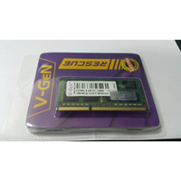 RAM DDR3 SODimm V-GeN RESCUE 8GB PC12800/1600Mhz (Memory Laptop VGEN)