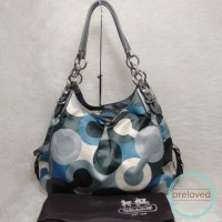 2nd COACH 16021 MIA BLUE MULTI