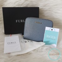 2nd LIKE NEW FURLA SMALL WALLET