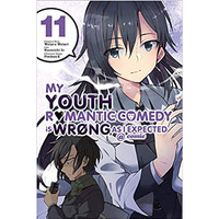 My Youth Romantic Comedy Is Wrong, As I Expected @ comic, Vol. 11 (man