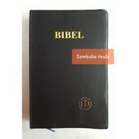 Bibel. Alkitab LAI Bahasa Batak Toba Ukuran Besar Manula Bibel 062 TI.