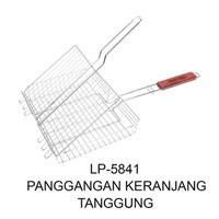Alat Panggang Jepit Keranjang KHUSUS GO-SEND