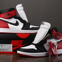 Air Jordan 1 NRG Retro High 'Black Toe' (UNAUTHORIZED AUTHENTIC)