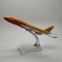 DHL Pesawat Terbang Full Diecast ( PT006 )