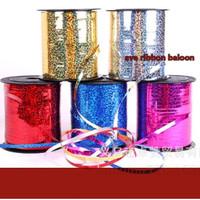 Pita Balon - Tali Balon Metalik Perlengkapan Pesta Wedding Party
