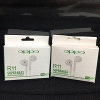 OPPO R11 Headset Half In-Ear mantap