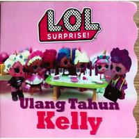 Buku LOL - Ulang Tahun Kelly