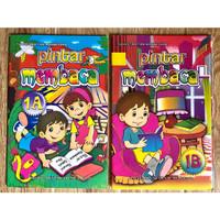 Buku TK Pintar Membaca Jilid 1a dan 1b