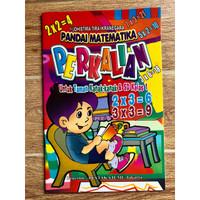 Buku Belajar Perkalian untuk Anak TK dan SD Kelas 1