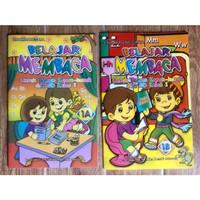 Buku TK Belajar Membaca Jilid 1a dan 1b