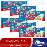WAFER TANGO VANILLA 130GR - ISI 6PCS