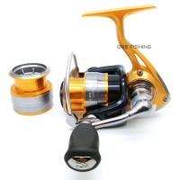 Reel Pancing Spining Daiwa Aird Spin 1000SH 9+1bb/ball bearing