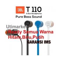 Earphone JBL T110 Original
