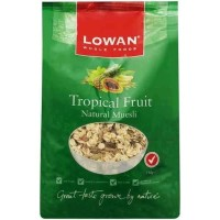 Multirasa: Lowan Apricot & Almond Muesli / Lowan Tropical Fruit Muesli - Tropical Fruit