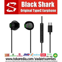 Murah Asli BlackShark Earphone USB C Original