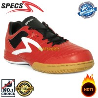 Sepatu Futsal Specs Metasala Showtime 19 400926 - Red ORIGINAL