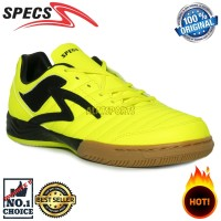 Sepatu Futsal Specs Metasala Showtime 19 400925 - Yellow ORIGINAL