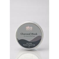 Charcoal mask organik