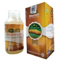Obat Angin Duduk Herbal Paling Ampuh - QnC Jelly Gamat 300 ml