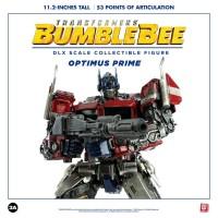 Optimus Prime DLX Scale 3A BUKAN HOT TOYS SIDESHOW PRIME 1 XM STUDIO