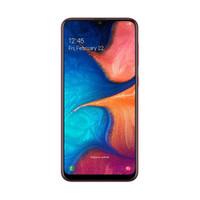 Samsung Galaxy A20 Smartphone [32GB/ 3GB] Red [ GARANSI RESMI ]