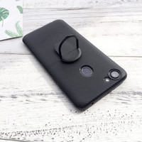 Auto Ring Magnet Casing Soft Case Oppo F9 F7 Samsung M20 M10 A30 A50