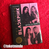 UNOFFICIAL BOOK : THE SHINING BLACKPINK Kill This Love Together (black