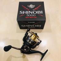 Reel Sasame Shinobi 5000 Power Handle grab it fast