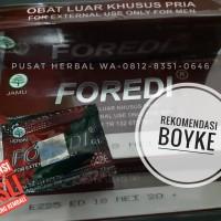 Foredi gel Original Harga Per Sachet 2-4x Siap Pakai Trial Jakarta