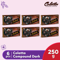 Colatta Compound Dark 6 Pcs