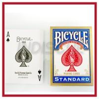 Flourish Sulap BICYCLE Cards Kartu Remi Poker Playing Magic Standard