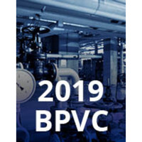 ASME BPVC 2019 Section XI - I - Division 1 Light Water Cooled Plants