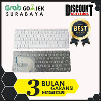 Keyboard HP Pavilion 14-D, 14-E, 14-N. Compaq 14-D, 14-E, 14-N White