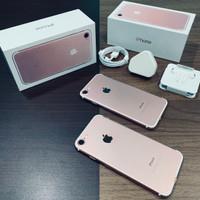 iPhone 7 256GB Second EX inter FULSET seken ORI MULUS