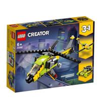 LEGO Creator 31092 Helicopter Adventure 3 in 1 Power Helikopter Anak