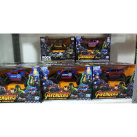 Mainan Mobil Remote Control Avengers Rock Crawler 4 x 4 WD Buggy