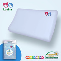 Luvina Sarung Bantal Anak / Kids Pillow Case