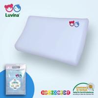 Luvina Sarung Bantal Anak / Toddler Pillow Case