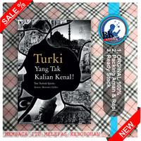 Buku Turki Yang Kalian Tak Kenal Ready Stok Baru Original Best Seller