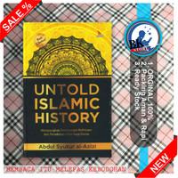 Buku Untold Islamic History sejarah islam Ready Stok Buku Original