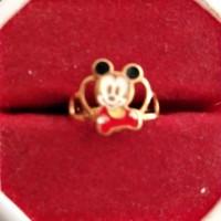 cincin emas anak