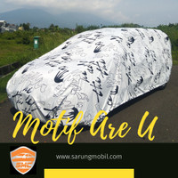 Sarung Mobil Motif Limited Edition (MediumCar)