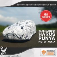 Sarung Mobil Motif Limited Edition (Small Car)