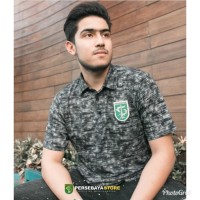 Polo denim basic Persebaya