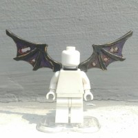LEGO Custom Minifigures Parts, Demon King Wing