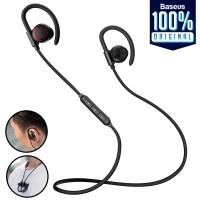 Bluetooth Headset Baseus Encok S17 Sport Earphone Wireless Handsfree